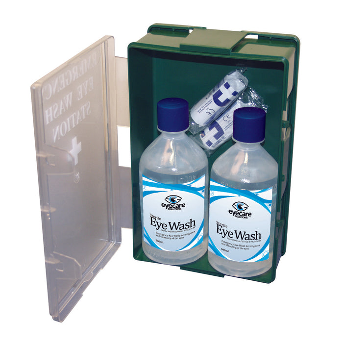 Standard Eye Wash Cabinet - First Aid Kit