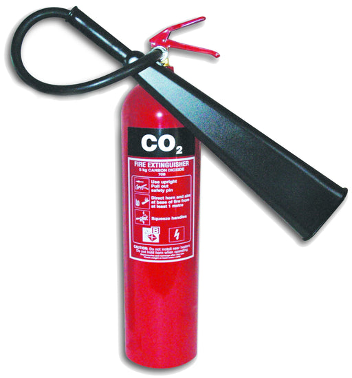 Sentinel 5kg CO2 Fire Extinguisher