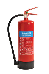 PowerX 6kg Dry Powder Fire Extinguisher