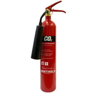 Sentinel 2kg CO2 Fire Extinguisher