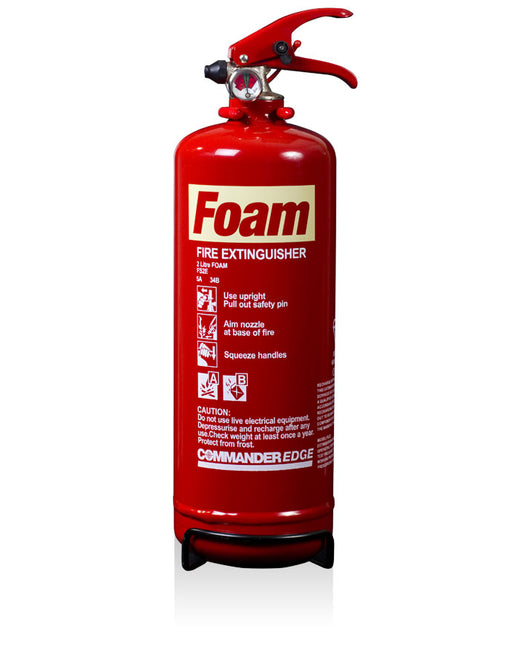 CommanderEdge 2lt Foam Fire Extinguisher