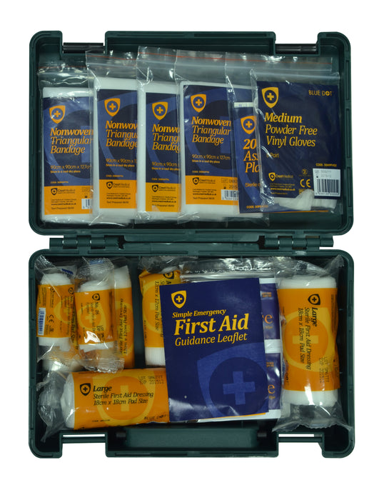 1 - 10 Person First Aid Kit