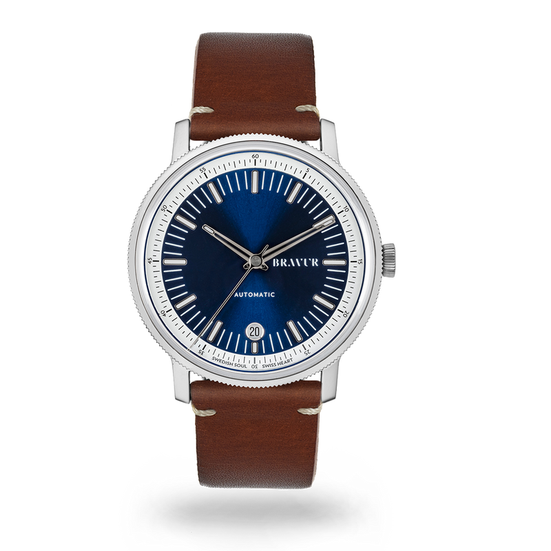 BW003 - Midnight blue dial