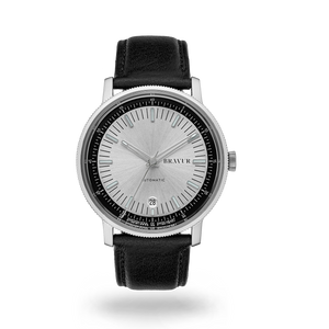 BW003 - Silver dial