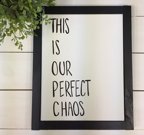 This is our perfect chaos sign