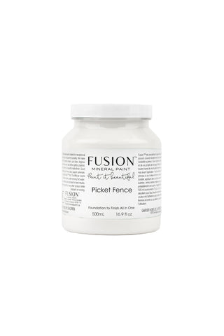 Picket Fence Fusion Mineral Paint