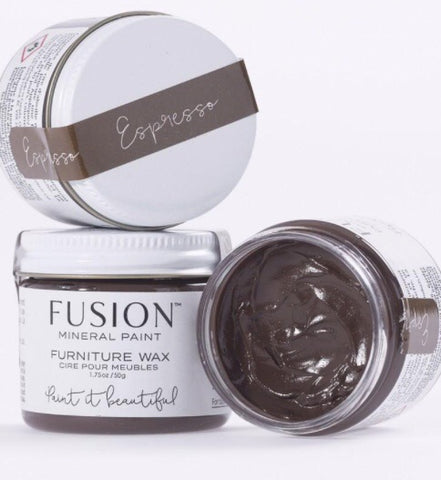 Fusion Mineral paint Furniture wax