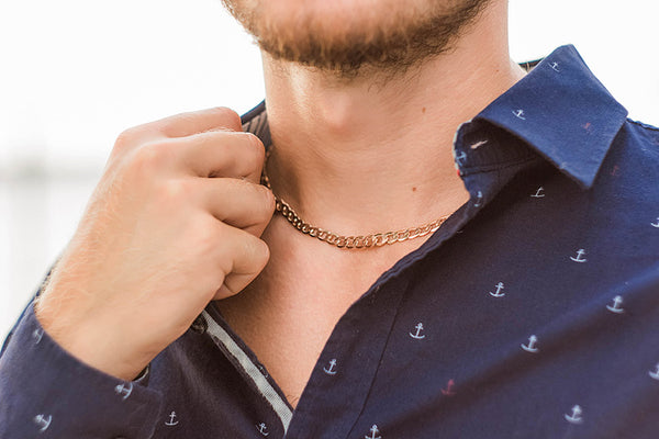 3 Gold Chain Styles for Every Kind of Guy