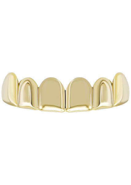 Solid Gold Grillz | 4.4 Grams
