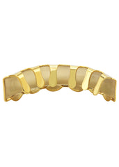 Solid Gold Grillz | 4.7 Grams
