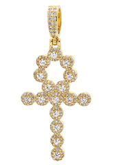 Gold Ankh Pendant | 5.8 Grams