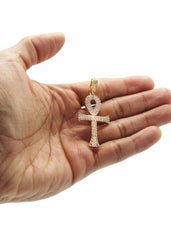 Gold Ankh Pendant | 7.1 Grams