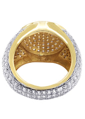 Mens Gold Pinky Ring | 10.5 Grams