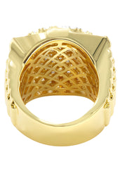 Mens Gold Pinky Ring | 19.2 Grams