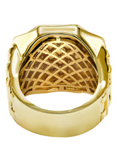 Mens Gold Pinky Ring | 20.7 Grams