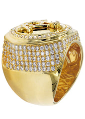 Mens Gold Pinky Ring | 18.8 Grams