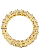 Gold Eternity Ring | 10.5 Grams