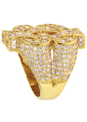 Mens Gold Money Ring | 11 Grams