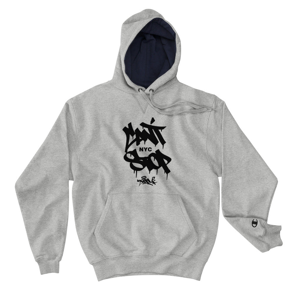 Can't Stop Champion Hoodie