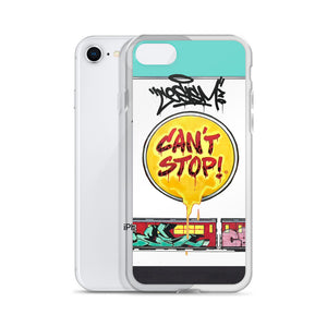 Can't Stop iPhone Case