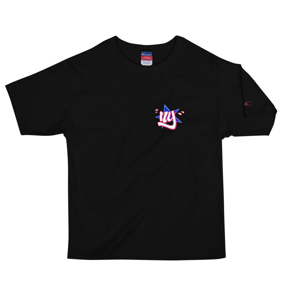 NY Men's Champion T-Shirt