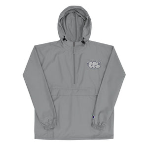 Ces Embroidered Champion Packable Jacket