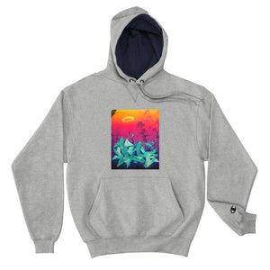 Welcome To The Jungle Champion Hoodie