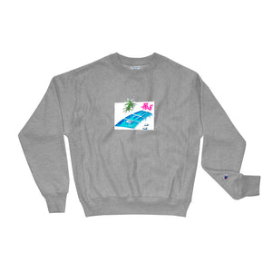 CesPool Champion Sweatshirt