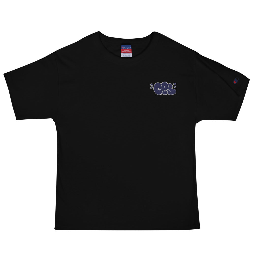 Embroidered  Champion T-Shirt