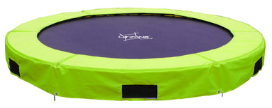 AirZone Jump 8' In-Ground Backyard Trampoline