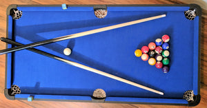 "AirZone Play 40"" Table Top Pool Table"