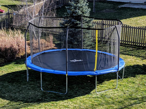 AirZone Jump 15' Backyard Trampoline