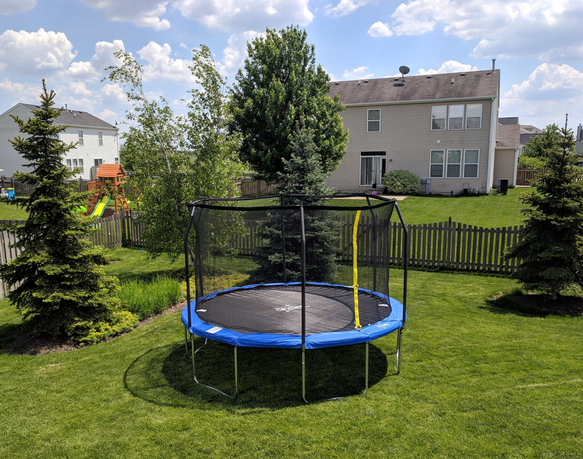 AirZone Jump 15' Backyard Trampoline – AirZone Direct
