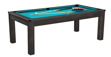 AirZone Play 7' Billiard/ Table Tennis/ Solid Top Table