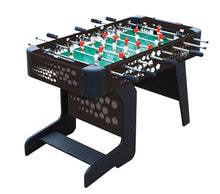 "Load image into Gallery viewer, AirZone Play 47"" Fold & Store Foosball Table"