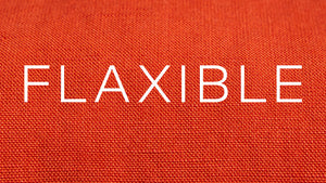 Flaxible: Linen Blend for Performance, Wrinkle Resistance and Durability