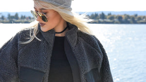 Cozy Up With These Warm Sustainable Fleece Styles for Fall / Winter