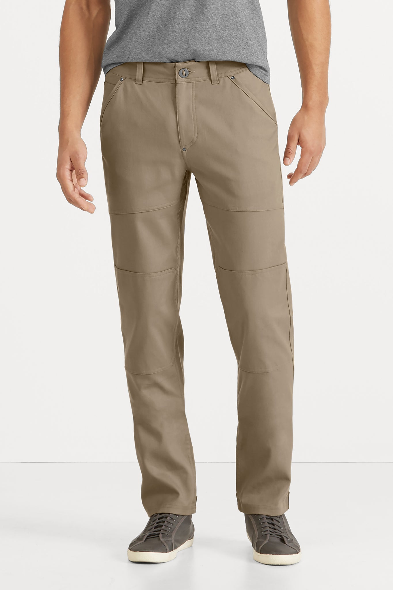 men's kush utility work pant - dark khaki