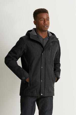 Prato Wool Synfill Jacket