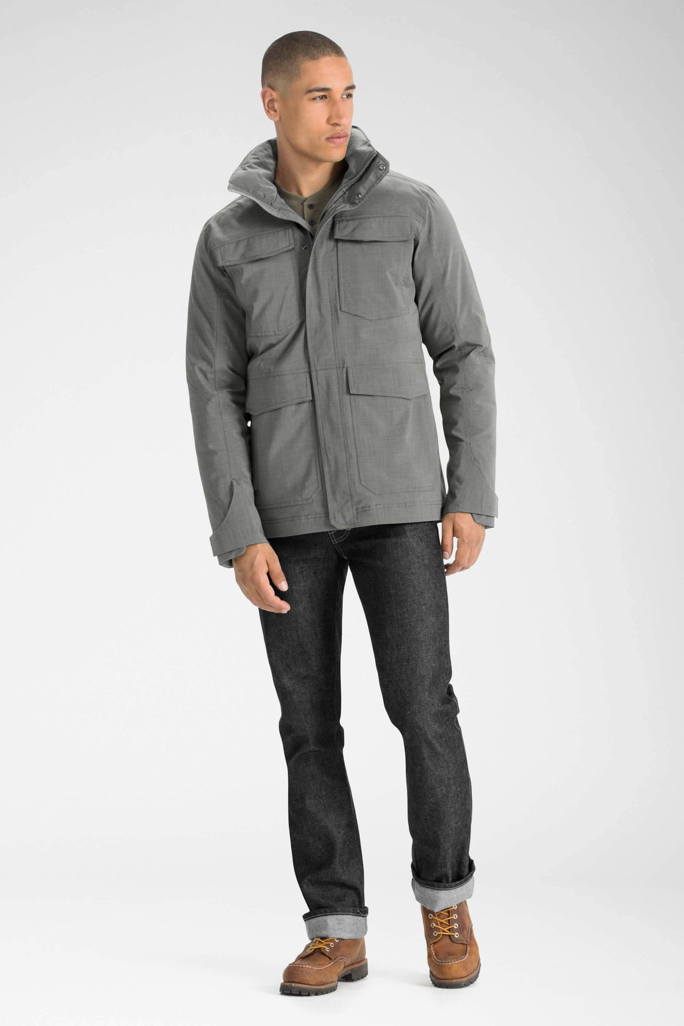men's sandvik jacket - shadow