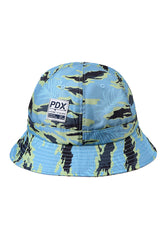 Upcycled Thompson Packable Bucket Hat