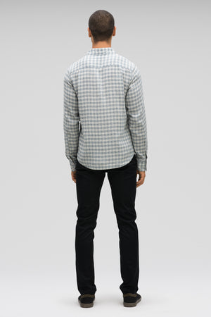 Aere Long Sleeve Button Up Shirt