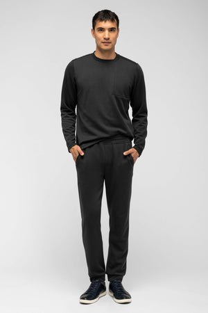 men's hyperspacer pant   caviar
