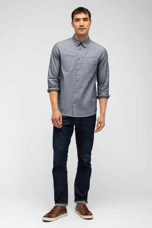 men's incidental oxford shirt   space