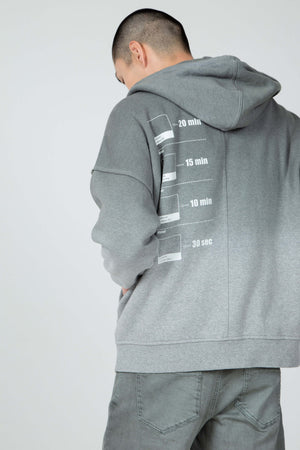 Gradient Full Zip Hoody