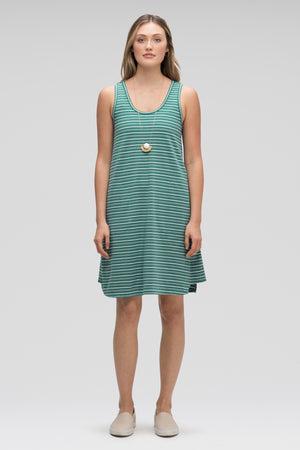 Astir Striped Tank Dress