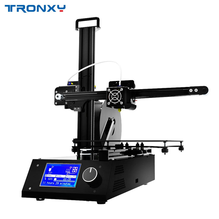 Tronxy X2 3D Printer diy Kit Full Metal Frame Large Printing Size 220*220*220mm with hot bed use ABS PLA Filament Fast assemble - Primo Print