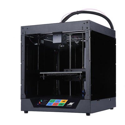 2019 Popular Flyingbear-Ghost 3d Printer full metal frame 3d printer kit with Color Touchscreen - Primo Print