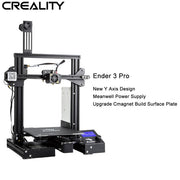 Creality 3D Ender-3/Ender-3X/Ender-3 Pro Open Build Printer Magic Removable Build Surface Platform with Power off Resume Print - Primo Print