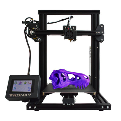 Tronxy XY-2 Fast Assembly Full metal 3D Printer 220*220*260mm High printing Magnetic Heat Paper 3.5 Inches Touch Screen - Primo Print